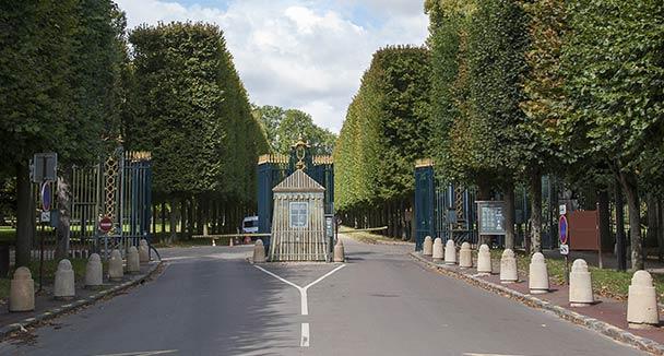 Accès au Parc   Bienvenue au Château de Versailles