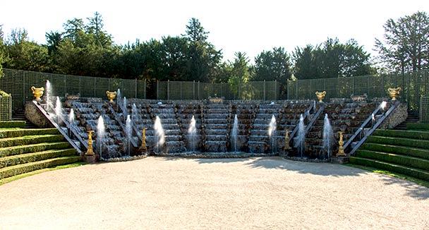 Los Jardines Bienvenido Al Palacio De Versalles