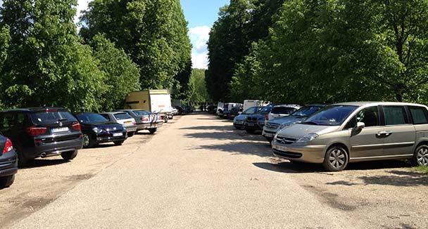 Le Parc   Bienvenue au Château de Versailles
