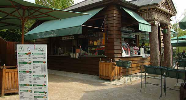 Restauration et boutiques dans les jardins bienvenue au for Dans un jardin boutique