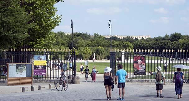 Le parc bienvenue au ch teau de versailles for Versailles jardin gratuit
