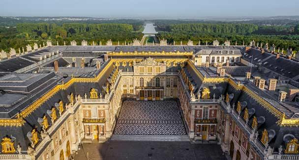 Bienvenido al palacio de versalles plano interactivo - Jardin du chateau de versailles gratuit ...
